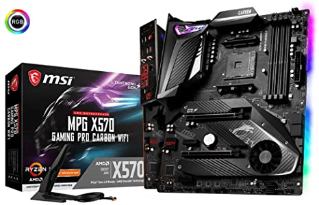 MSI MPG X570 Gaming Procarbon Wifi Motherboard