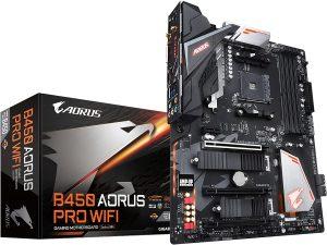 Gigabyte B450 AMD Ryzen Motherboard