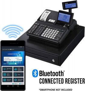 Bluetooth cash register