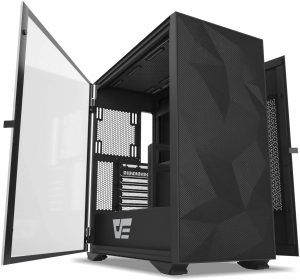 <strong>Best glass Micro ATX PC case for airflow</strong>