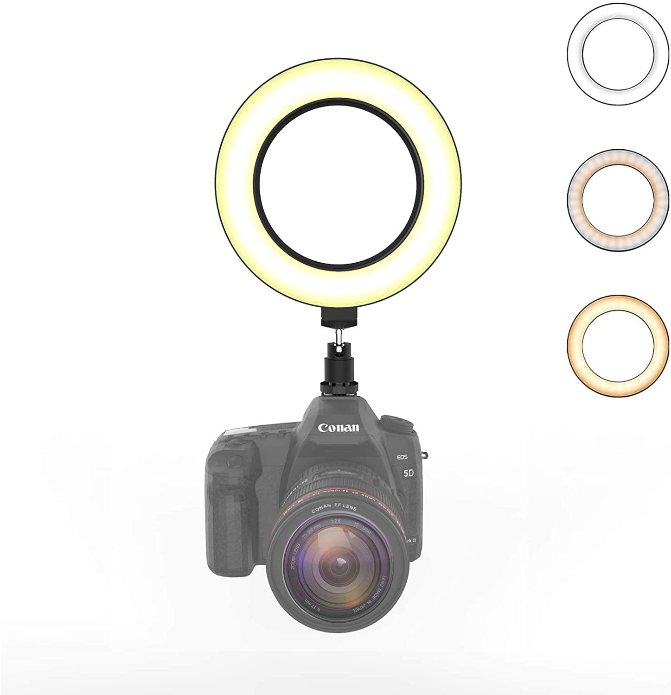Best Ring light for Canon Cameras
