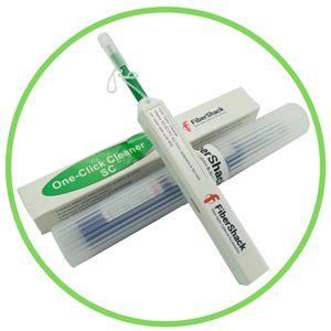 FiberShack SC fiber optic cleaner pen