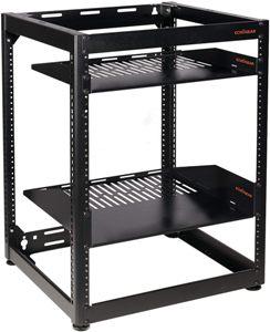 ECHOGEAR Wall mountable open frame rack