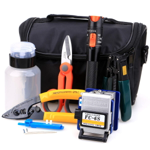 Kelushi FTTH Fiber Cold Connection Tool Kit 16 in 1