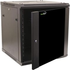 <strong>NavePoint 12U Wall Mount Server Cabinet</strong>